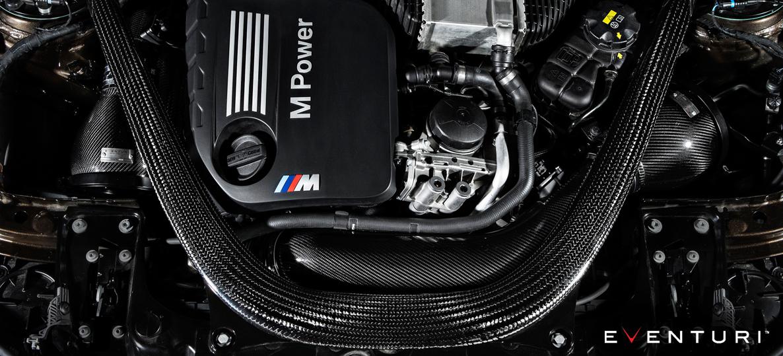 EVENTURIINTAKE SYSTEMBMW F80/M3 F82/M4 Black Carbon