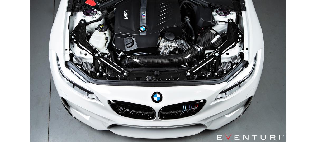 EVENTURIINTAKE SYSTEMBMW F87/M2 F20/M135i F22/M235iBlack Carbon M2 Competitionを除く