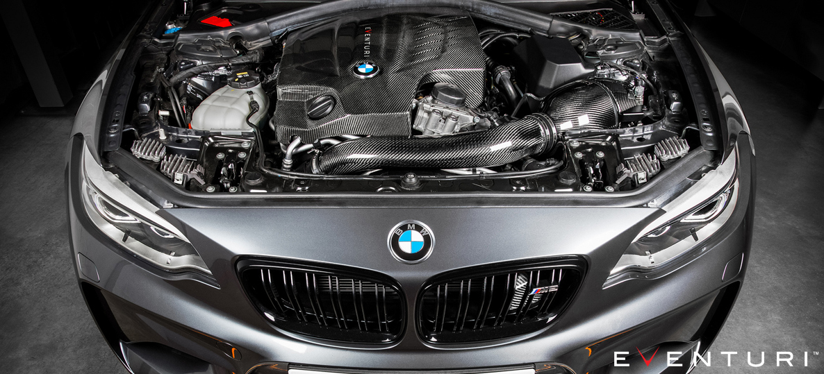 EVENTURIINTAKE SYSTEM ver.2 BMW F87/M2 F20/M135i F22/M235iBlack Carbon M2 Competitionを除く