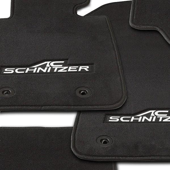 AC SCHNITZER 脚垫 E90/RHD