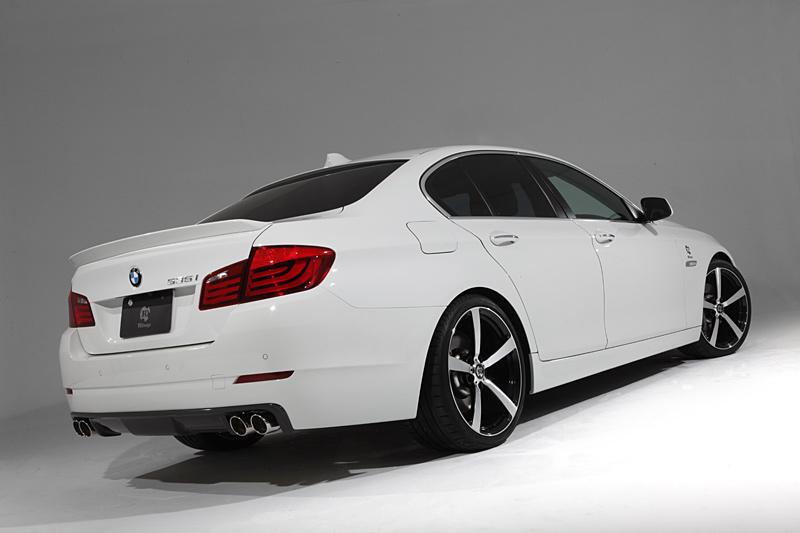 3D Designルーフスポイラーfor BMW F10
