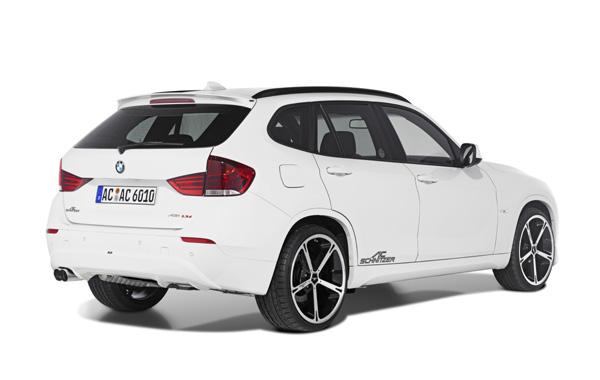 AC SCHNITZERルーフスポイラーFor BMW E84 X1