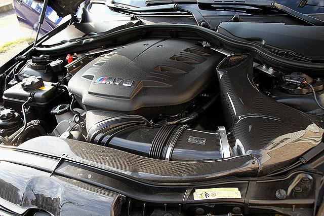 GruppeM(グループエム)RAM AIR SYSTEM(ラムエアーシステム)BMW E90/E92 M3