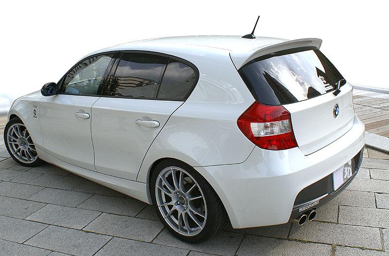 3D Designルーフスポイラーfor BMW E87 1シリーズ