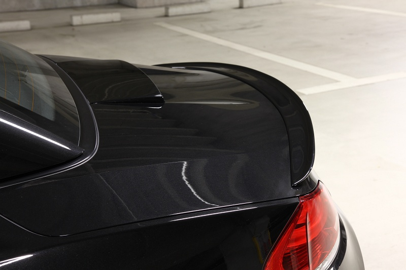 3D Designトランクスポイラー for BMW E89 Z4