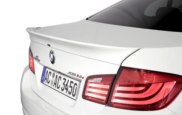 AC SCHNITZERリアスポイラーFor BMW F10