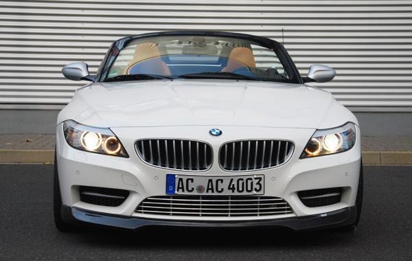 AC SCHNITZERカーボンフロントスポイラーFor BMW E89 M-sport