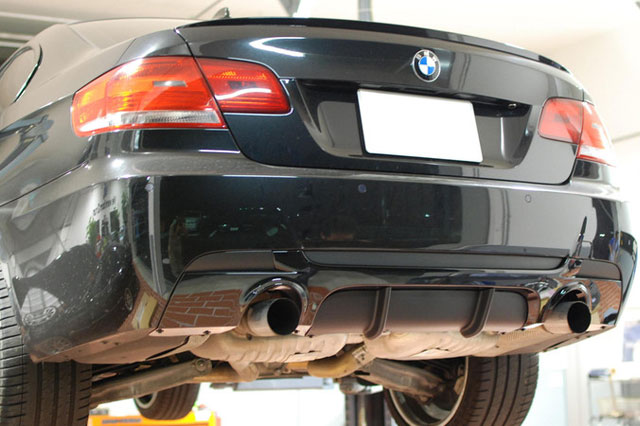 BMW PerformanceマフラーE90/E91 335 N54エンジン
