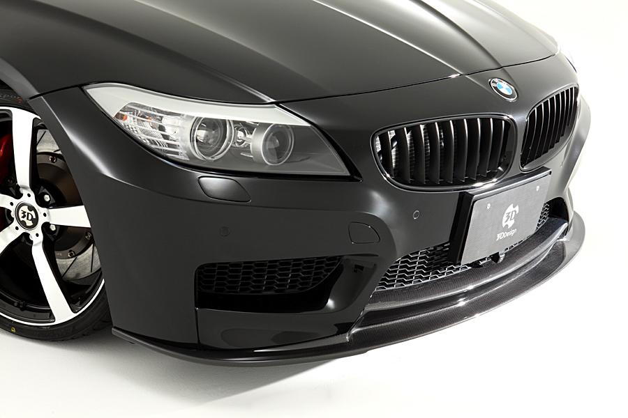 3D DesignカーボンフロントリップBMW E89 M-Sport用
