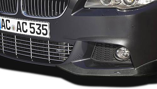 AC SCHNITZERフロントフリッパーFor BMW F10/F11 M-Sport