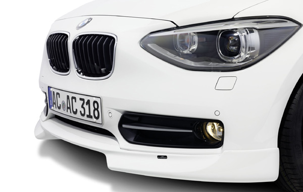 AC SCHNITZERフロントスポイラーFor BMW F20 1シリーズ