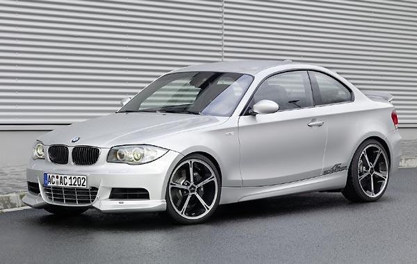 AC SCHNITZERフロントフリッパーFor BMW E82