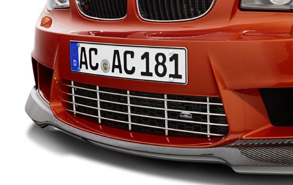 AC SCHNITZERフロントグリルfor BMW E82 1シリーズMクーペ