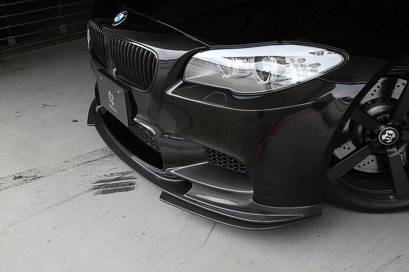 3D Designアンダーフリッパー for BMW F10 M5