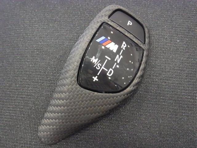 BMW M PerformanceSportsATレバーカバー RHD