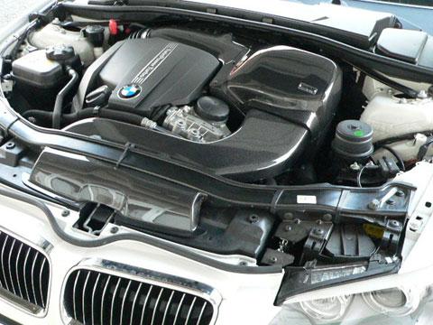 GruppeM(グループエム)RAM AIR SYSTEM(ラムエアーシステム)BMW E9x 335i N55