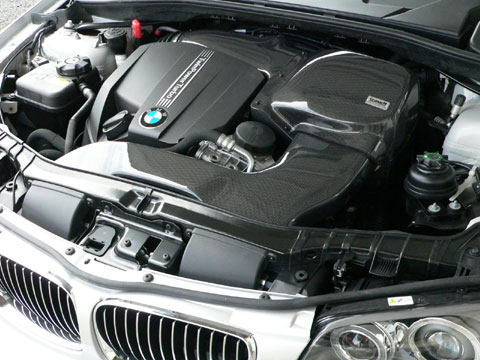 GruppeM(グループエム)RAM AIR SYSTEM(ラムエアーシステム)BMW E82 135i N55
