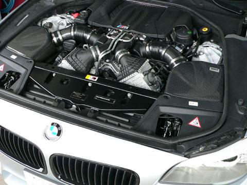 GruppeM(グループエム)RAM AIR SYSTEM(ラムエアーシステム)BMW F10/M5 F12/13 M6