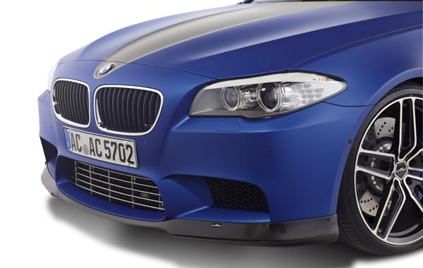 AC SCHNITZERカーボンフロントスポイラーFor BMW F10 M5
