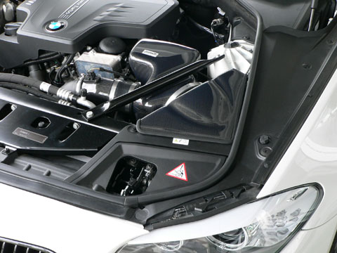 GruppeM(グループエム)RAM AIR SYSTEM for BMW F10/F11 528i,523i