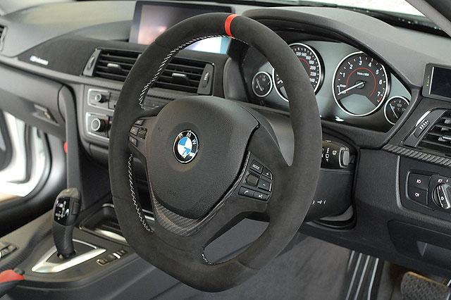 For BMW Performanceステアリング M BMW F20/F30パドル無車両用