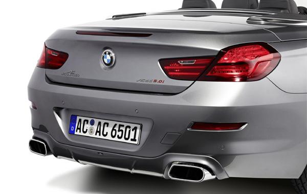 AC SCHNITZERリアディフューザーFor BMW F12/F13/F06 6シリーズM-Sport除く