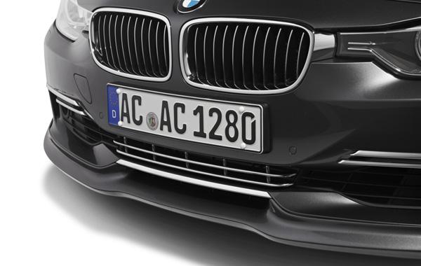 AC SCHNITZERフロントスポイラー For BMW F30 F31 LICモデルを除く