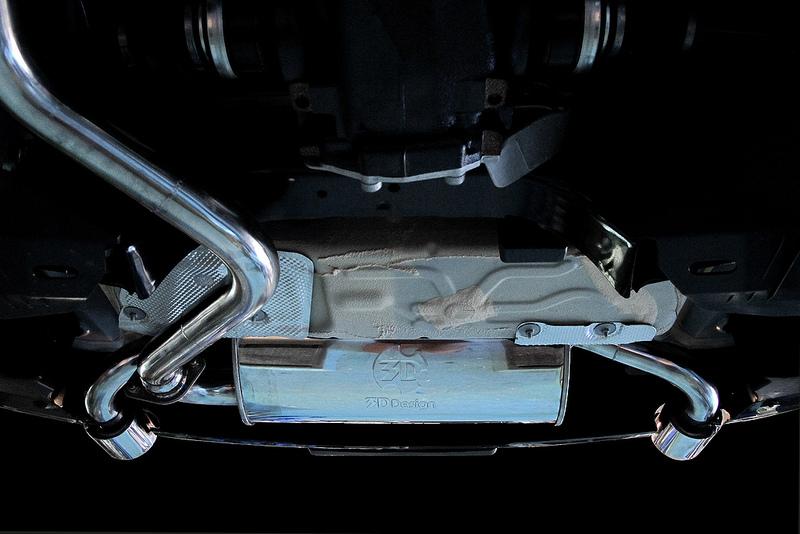 2019年激安 3D BMW Designエギゾーストシステムfor F20 BMW 120i F20 120i, サシキチョウ:d34e7fd6 --- canoncity.azurewebsites.net