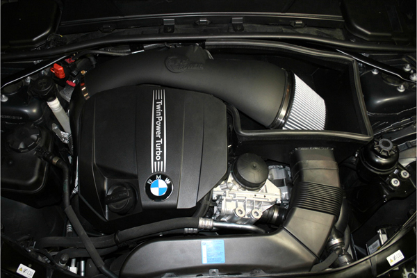 aFeダイレクトエアクリーナーKIT for BMW 135/335 N55 湿式