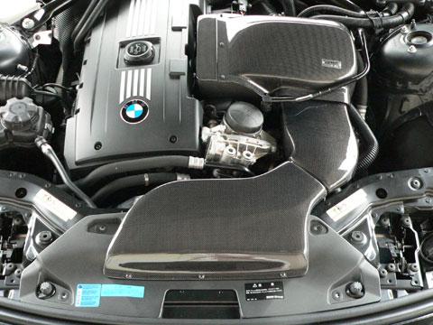 GruppeM(グループエム)RAM AIR SYSTEM(ラムエアーシステム)BMW E89 35i N54/30i N54