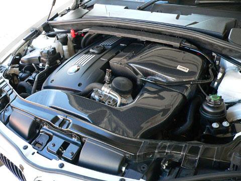 GruppeM(グループエム)RAM AIR SYSTEM(ラムエアーシステム)BMW E82 135i/1M N54