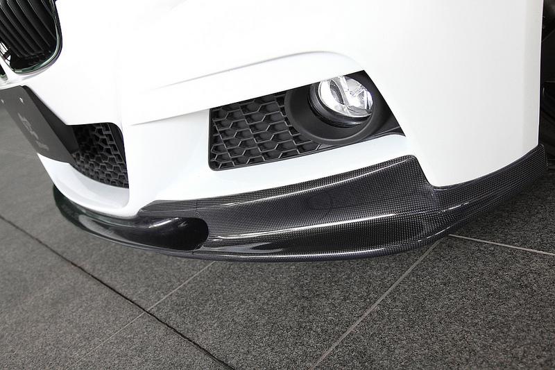 3D Designカーボンリップスポイラー for BMW F30/F31 M-SPORT