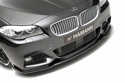 HAMANNフロントスポイラーBMW F10/F11 Mスポーツ用