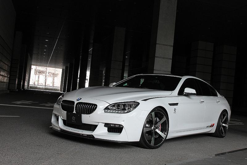 3D Design車高調KITFor BMW F06 グランクーペ