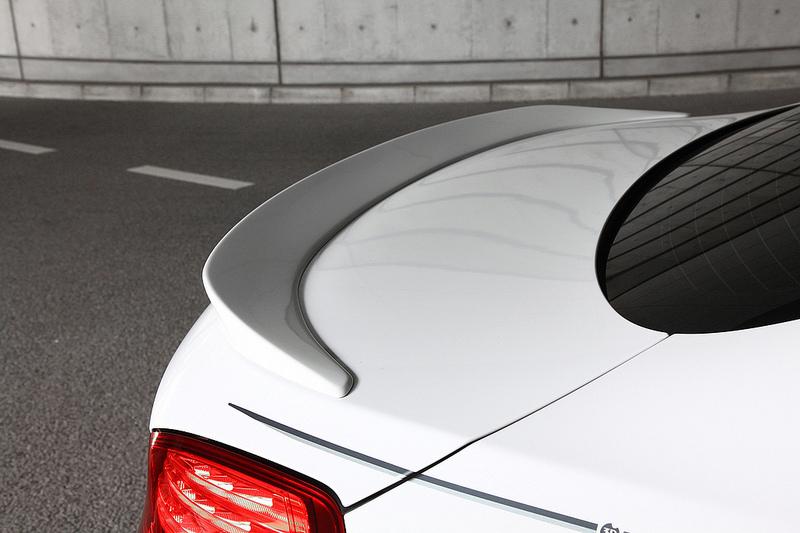 3D Designトランクスポイラーfor BMW F06/F13