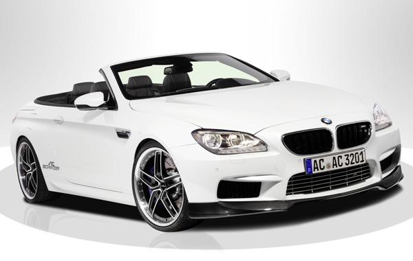 AC SCHNITZERフロントグリルfor BMW F12/F13/F06 M6