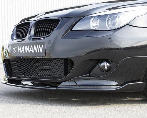HAMANNフロントスポイラーBMW E60/E61 M-sport
