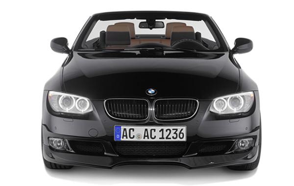 AC SCHNITZERフロントスポイラーFor BMW E92/93 LCI M-sportを除く