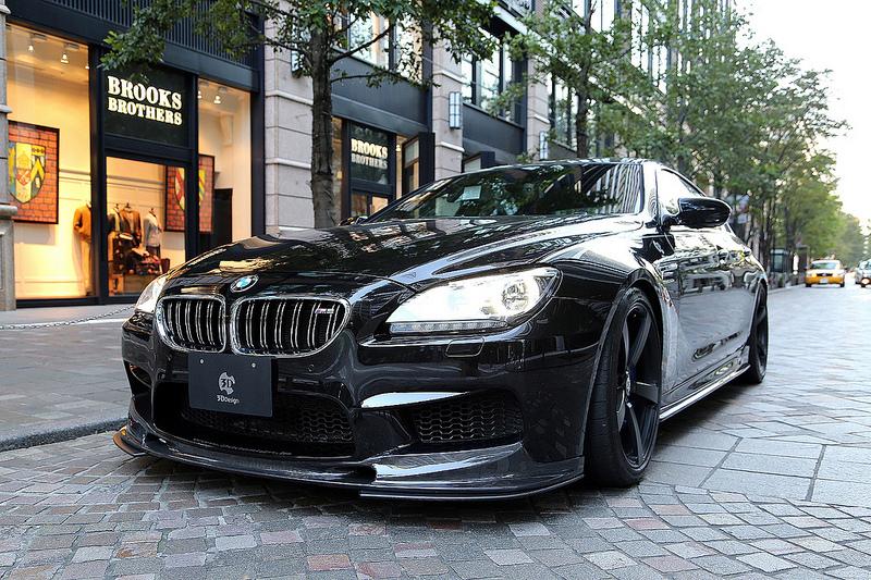 2019公式店舗 3D Design フロント カーボンリップセット F06 for Design BMW for F12/13 F06 M6, エビス堂百貨店:aabdcaa1 --- canoncity.azurewebsites.net