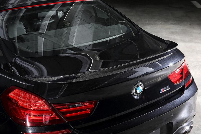 3D Designカーボントランクスポイラーfor BMW F13/F06