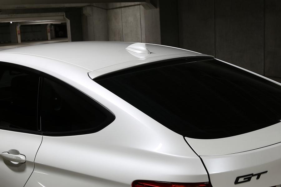 3D Designルーフスポイラーfor BMW F34 GT
