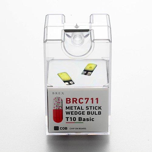 BREX METAL STICK WEDGE BULB T10/37