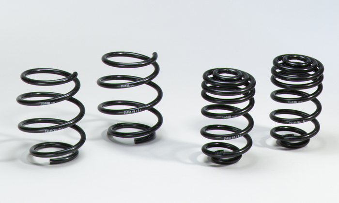 H&R製ローダウンスプリングBMW E36 コンパクト コンフォートバージョン