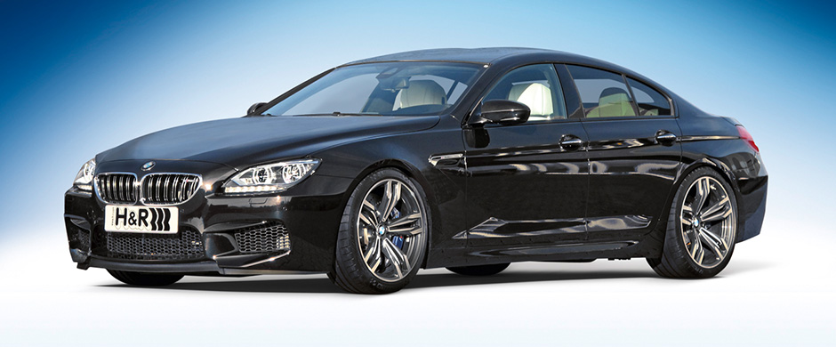 H&R ローダウンスプリング for BMW F06 M6 グランクーペ