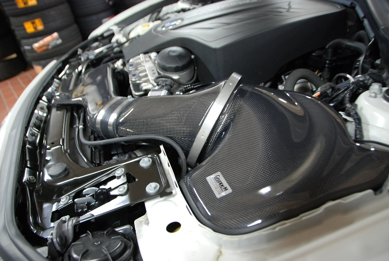 GruppeM(グループエム)RAM AIR SYSTEM(ラムエアーシステム)BMW F22/M235i