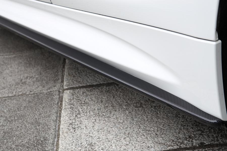 3D DesignサイドスカートBMW F32 M-Sport用