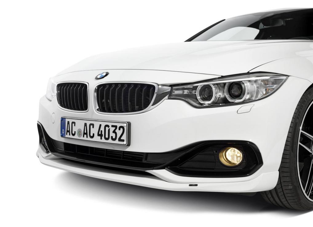 AC SCHNITZERフロントスポイラーFor BMW F32/F33/F36