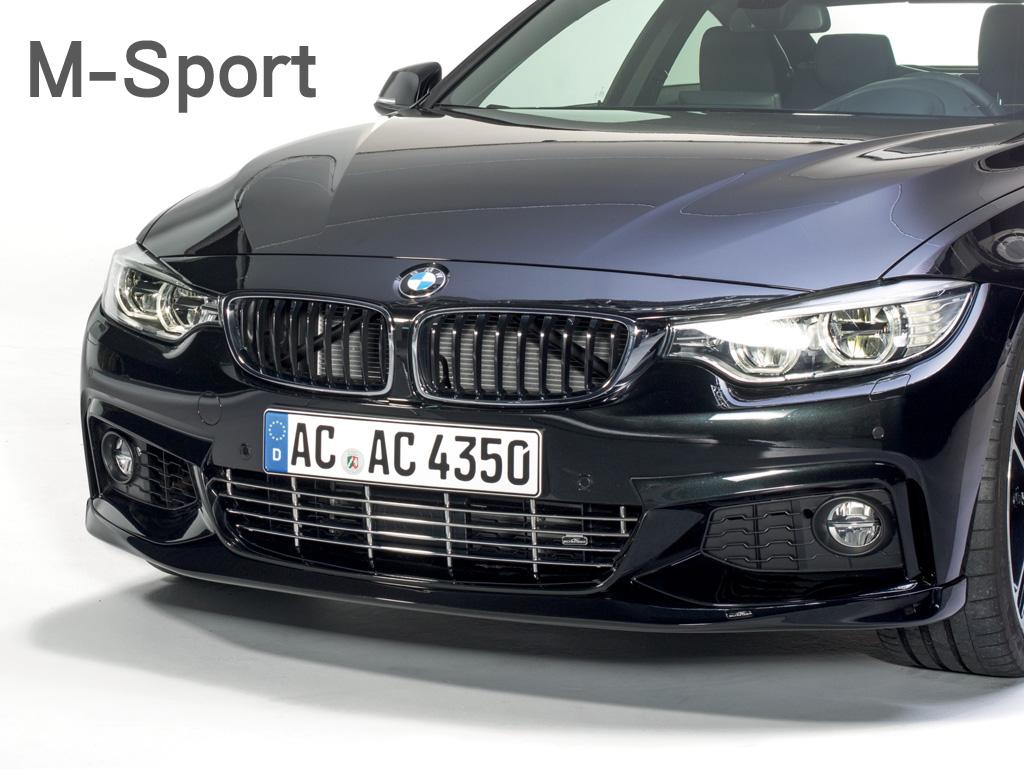 AC SCHNITZERフロントスポイラーFor BMW F32/F33/F36 M-SPORT
