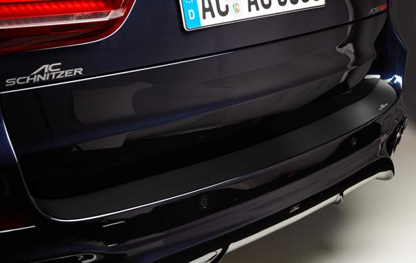 AC SCHNITZERトランクプロテクションフィルムFor BMW F16 X6 Mスポーツ