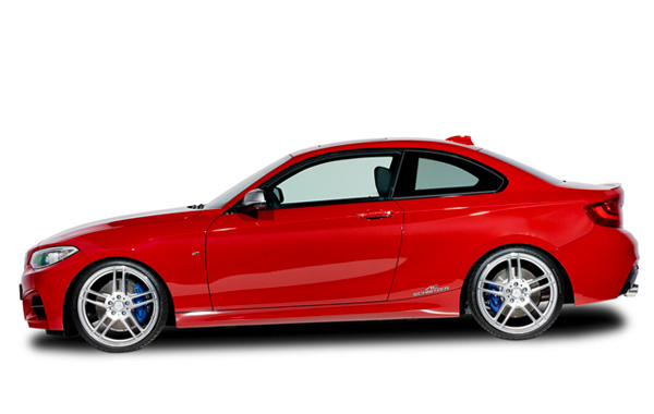 AC SCHNITZERローダウンスプリング For BMW F22/220i